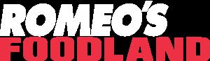 romeos foodland logo